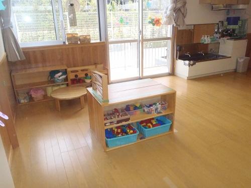 1才児室(めだか組)