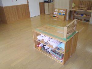 保育室(1才児)